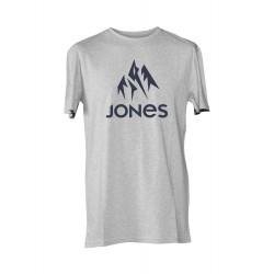 Maglietta Jones grigia