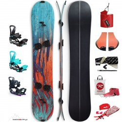 Voile Women's Revelator Splitboard Completa [2018/2019]
