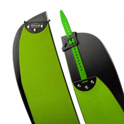 Voile Hyper Glide Splitboard Climbing Skins with Tail Clips