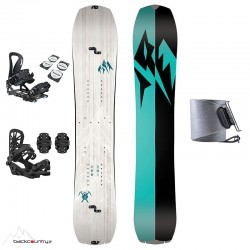 Jones Women's Solution Full Set Splitboard [2020/2021]