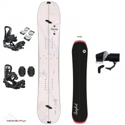 Amplid Mahalo Full Set Women's Splitboard [2020/2021]