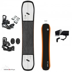 Amplid Milligram Full Set Women's Splitboard [2020/2021]