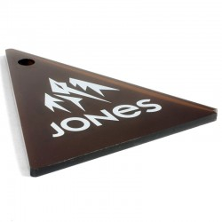 Jones Snowboards Wax Scraper