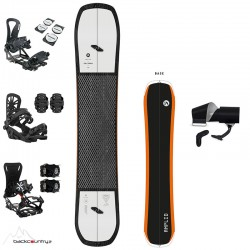 Amplid Milligram Full Set Splitboard [2020/2021]