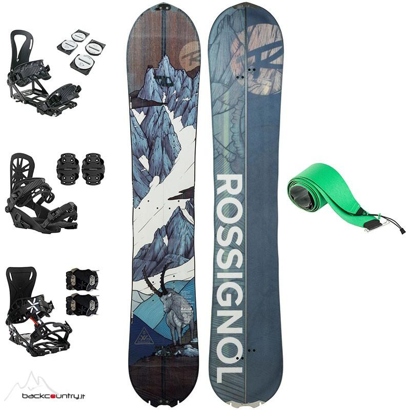 Rossignol XV Full Set Splitboard [2020/2021]
