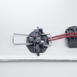 Voile Dual Height Climbing Heels with Heel Lock